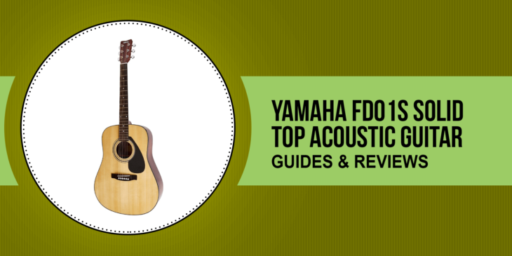 Yamaha FD01S Solid Top Acoustic Guitar Review