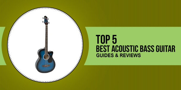 Top 5 Best Acoustic Bass Guitar Reviews (Expert Recommendations)