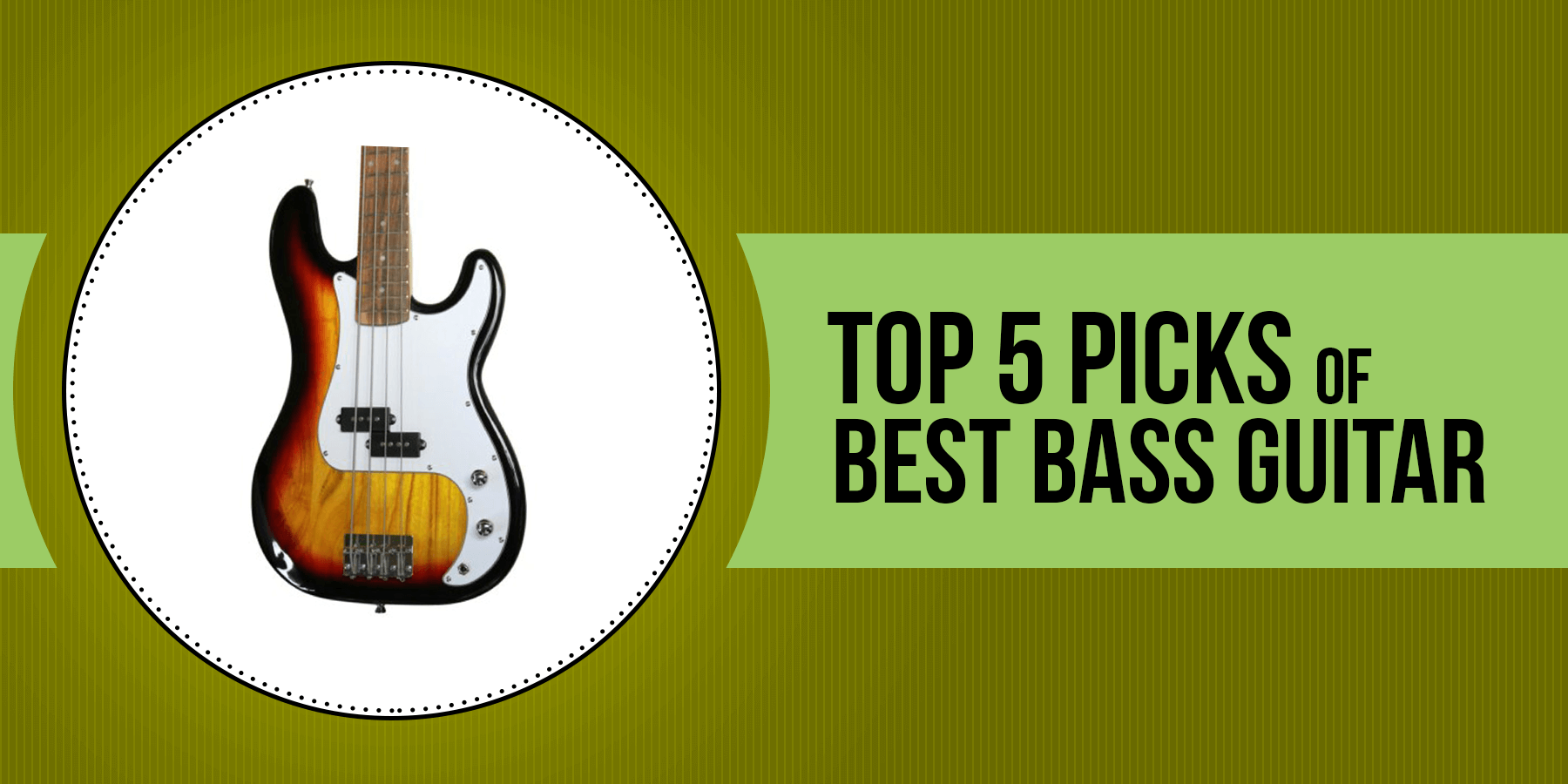 best bass guitar