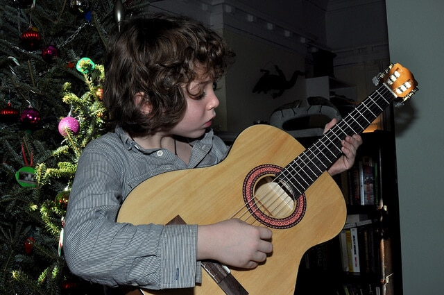 How to Play Guitar for Kids