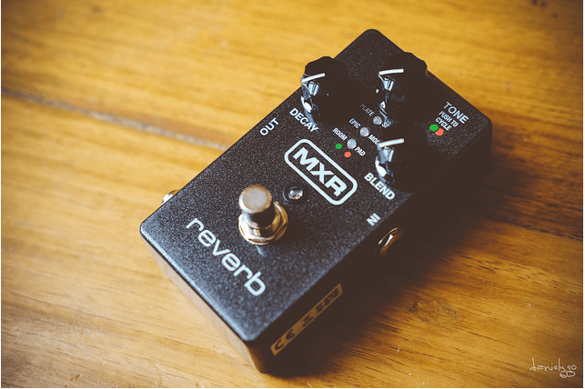 How to Build a Reverb Pedal